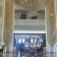 Photo taken at Hôtel La Cigale Tabarka by Rim D. on 10/8/2014