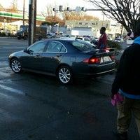 Photo taken at Montgomery Hills Car Wash by Gabe M. on 1/3/2013