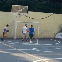 Photo taken at gazi mustafa kemal basketball life by Esra U. on 6/17/2014