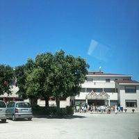 Photo taken at Scuola Elementare Pietro Alberotanza by Flavia C. on 6/7/2013