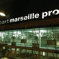 Photo taken at Marseille-Provence Airport (MRS) by Vova Polo on 3/18/2013