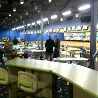 Photo taken at Prime Time Bowling by Cooper W. on 3/20/2013