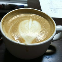 Photo taken at MOD Coffee & Tea House by Alicia L. on 1/17/2013