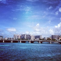 Photo taken at Condado, San Juan, PR by Frank T. on 7/8/2013