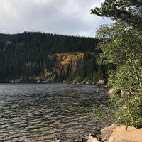 Photo taken at Bear Lake by Penelope L. on 9/18/2018