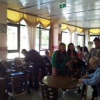 4/13/2013 tarihinde Mehmet T.ziyaretçi tarafından İzmir Büyükşehir Belediyesi Zübeyde Hanım Huzurevi'de çekilen fotoğraf