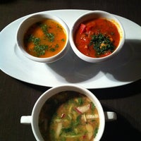 Снимок сделан в Суп-кафе пользователем Катерина 3. 5/27/2013