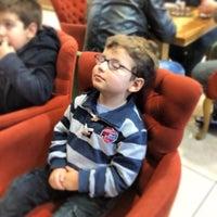 Photo taken at Çınar Cafe Bistro Kazan by Mahmut Ş. on 2/8/2014