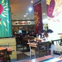 Photo taken at Nando's by Khairol B. on 4/13/2013