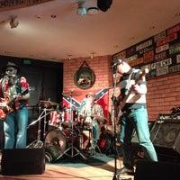 Снимок сделан в Музыкальный клуб «Колесо» пользователем Vareshka 5/24/2013