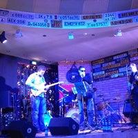 Снимок сделан в Музыкальный клуб «Колесо» пользователем Vareshka 2/1/2013