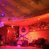 Снимок сделан в Музыкальный клуб «Колесо» пользователем Vareshka 1/11/2013
