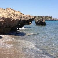 Photo taken at Esentepe Beach by Ülkü Ö. on 6/22/2013