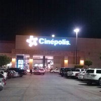 Photo taken at Cinépolis by Fernando C. on 3/29/2013