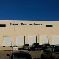 Photo taken at Elliott Electric Supply by Marquis D. on 1/29/2015