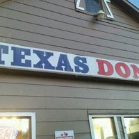 Photo taken at Texas Donuts by Marquis D. on 8/4/2016