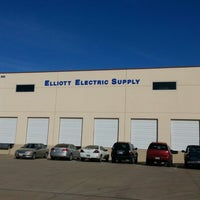 Photo taken at Elliott Electric Supply by Marquis D. on 2/14/2014