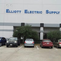 Photo taken at Elliott Electric Supply by Marquis D. on 1/28/2013