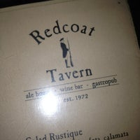 Photo taken at Red Coat Tavern by Yasmin T. on 1/11/2013