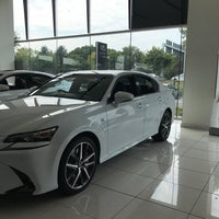 Photo taken at McCarthy Lexus Midrand by Mangi M. on 2/8/2017