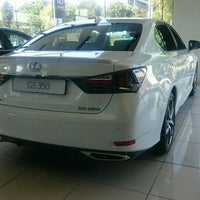 Photo taken at McCarthy Lexus Midrand by Mangi M. on 2/25/2016