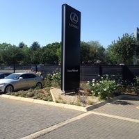 Photo taken at McCarthy Lexus Midrand by Mangi M. on 10/27/2016