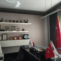 Photo taken at Şenöz Office by Yahya Ş. on 9/15/2015