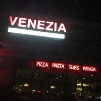 Photo taken at Venezia's Italian Family Restaurant by Crissee W. on 2/8/2013