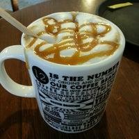 Photo taken at Coffee Republic by Jojo on 3/22/2014