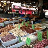 Photo taken at HaCarmel Market by Darya S. on 2/28/2013
