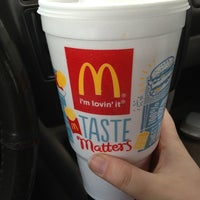 Photo taken at McDonald's by Adelaide C. on 3/9/2013