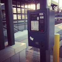 Photo taken at Philly Local Train by Sydney S. on 4/13/2013