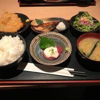 Photo taken at 魚屋の居酒屋 日本橋魚錠 by さいふぁ on 10/25/2017