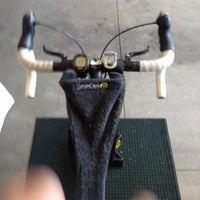 Photo taken at Lois Dashboard Taco's Cycling Center by Dan T. on 12/25/2013