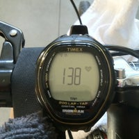 Photo taken at Lois Dashboard Taco's Cycling Center by Dan T. on 9/15/2012