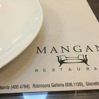 Photo taken at Mangan by chellsea M. on 4/12/2015