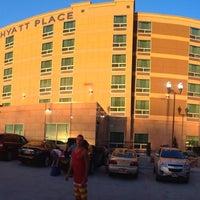 Photo taken at Hyatt Place Salt Lake City/Downtown/The Gateway by Sashka L. on 8/12/2013