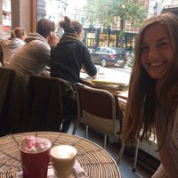 Photo taken at Barista Coffee & Cake by Sophie G. on 10/31/2017