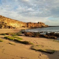 Photo taken at Ribeira d'Ilhas by Paulo G. on 7/22/2013