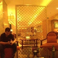 Photo taken at Executive Lounge by Chaiza on 4/11/2014