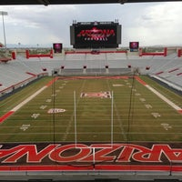 Photo taken at Arizona Stadium by Stadium Journey on 9/4/2013