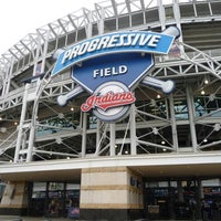 Photo taken at Progressive Field by Stadium Journey on 6/29/2013