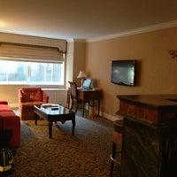 Photo taken at The Kimberly Hotel by Mariya B. on 2/16/2013