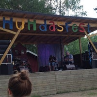 Photo taken at Huhdasfest by Ninni L. on 6/10/2013