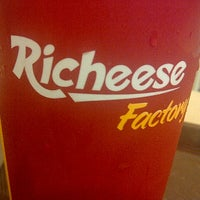 Photo taken at Richeese Factory by daineu j. on 3/17/2013