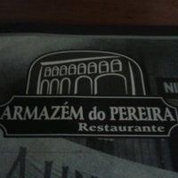 Photo taken at Armazém do Pereira by Diego R. on 2/28/2013