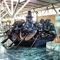 Photo taken at Vancouver International Airport (YVR) by Steven D. on 3/9/2013