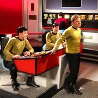 Photo taken at Starship Enterprise by Steven D. on 10/23/2013