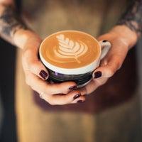 Снимок сделан в COFFEE IN ACTION / DOMINO пользователем COFFEE IN ACTION 1/22/2018