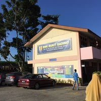 Photo taken at Smk Bukit Gading by  ⓤmie_eimⓤ  ™ on 1/2/2016